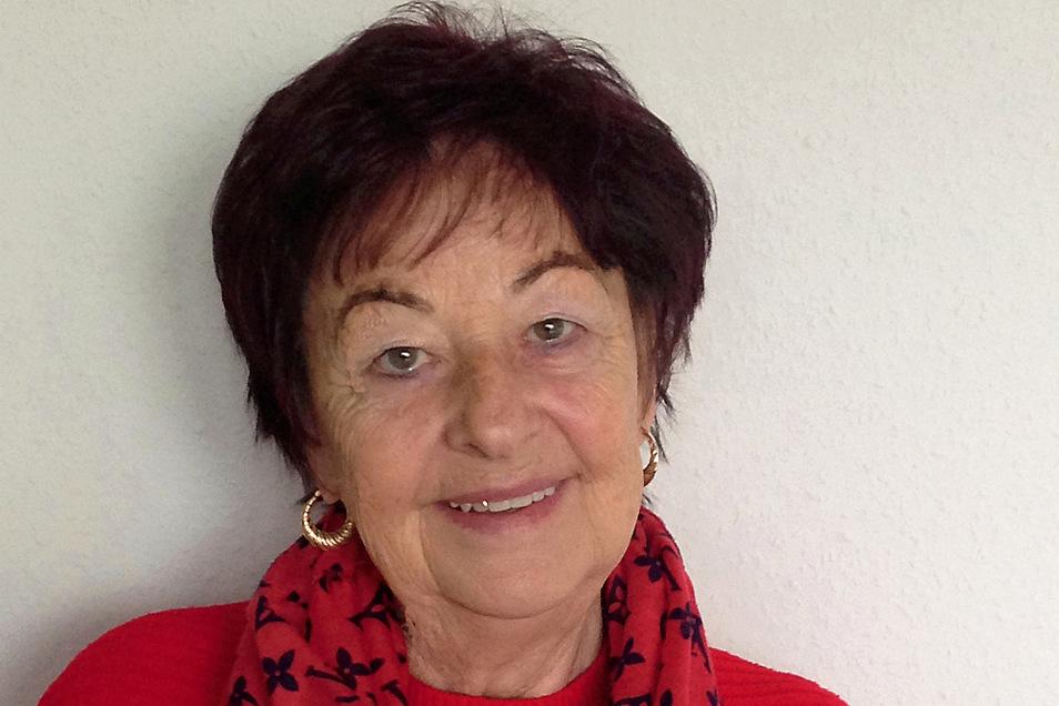 Marlies Holst, stellvertretende Vorsitzende des Tierschutzvereins Hoyerswerda.