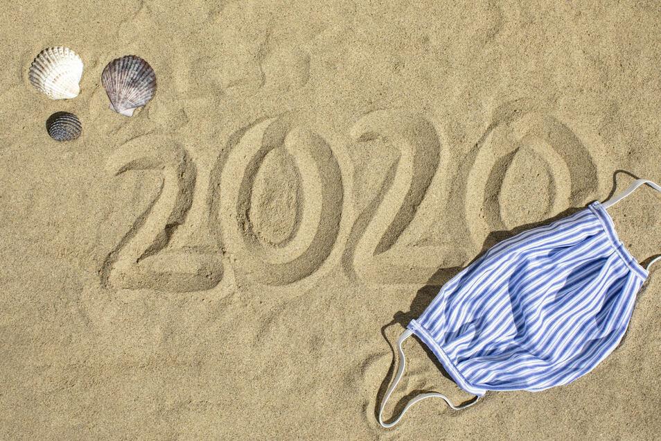Dieses Jahr an den Strand? Gar kein so leichtes Unterfangen.