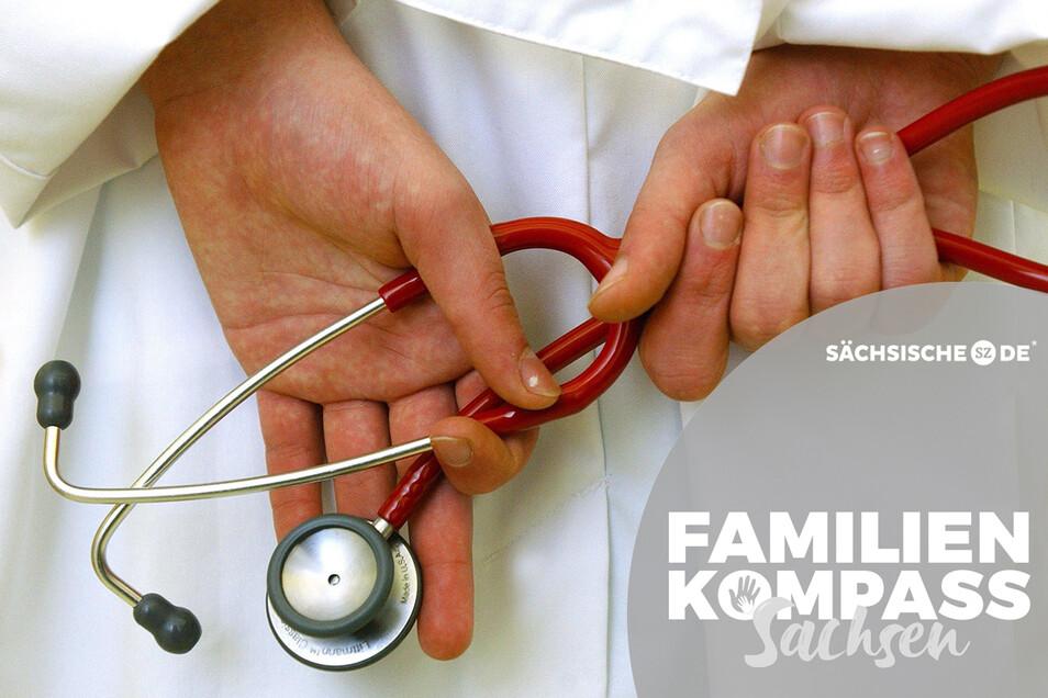 In Sachen medizinischer Versorgung hat die Stadt Döbeln der Stadt Freiberg laut dem sächsischen Familienkompass einiges voraus.