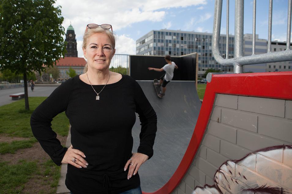 Barbara Lässig während ihrer FDP-Zeit - hier auf einem Foto aus dem Jahr 2015.