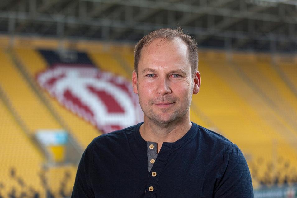 Neu in Dynamos Aufsichtsrat: Robert Pesch.
