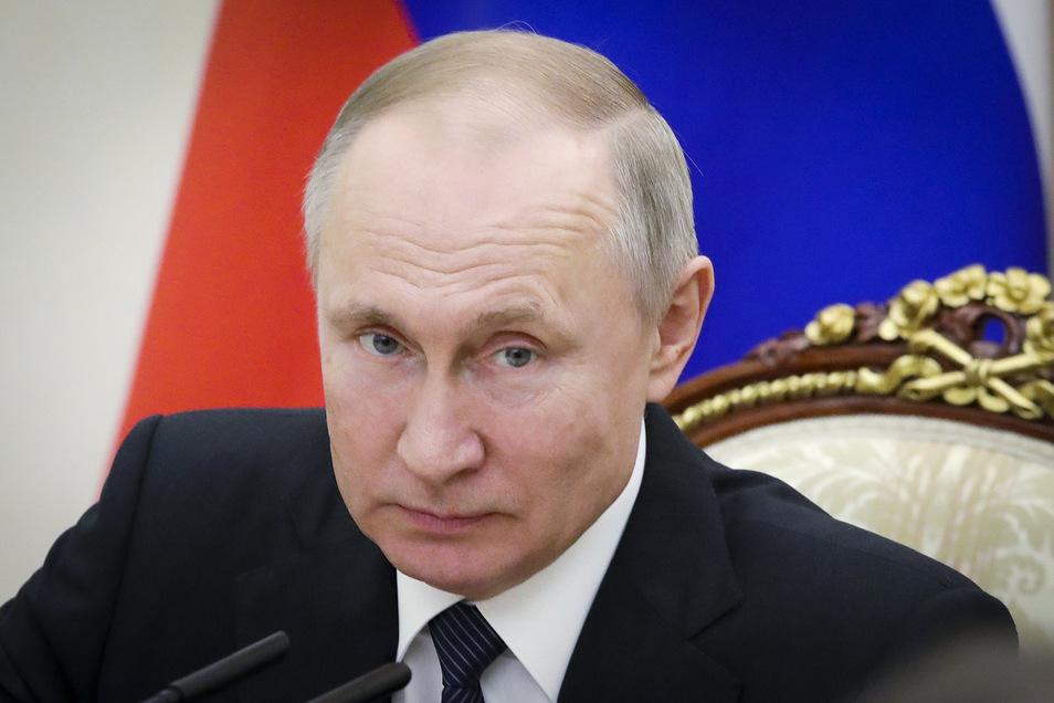 Das Verfassungsreferendum war gewissermaßen auch eine Abstimmung über Präsident Wladimir Putin.