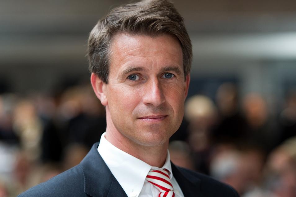 Der deutsche Unternehmer Stefan Quandt ist Aktionär der BMW AG.