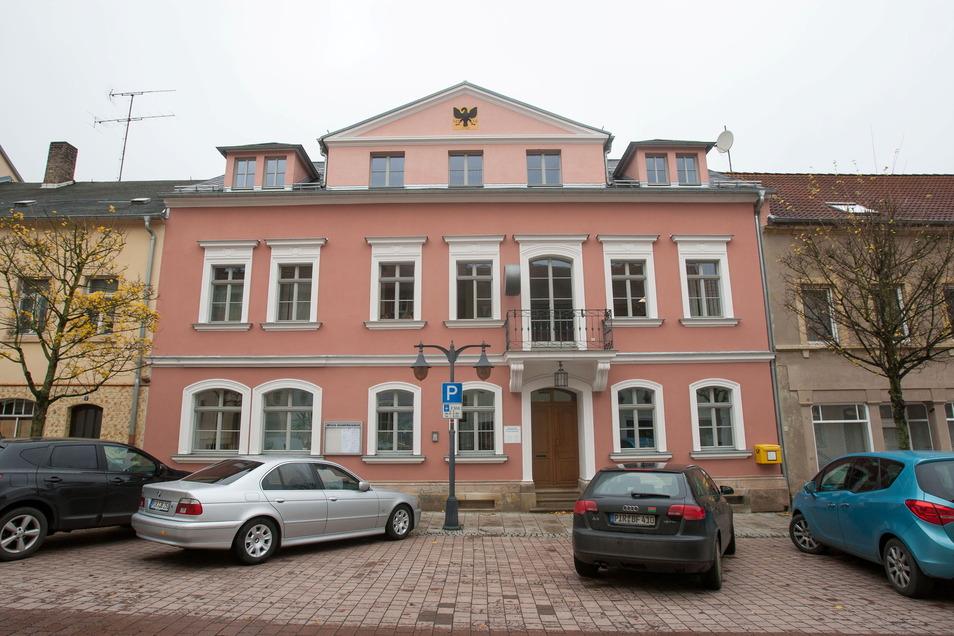 Ab 14. Juni wieder der Arbeitsplatz der Kämmerin, die im Januar gekündigt hatte.