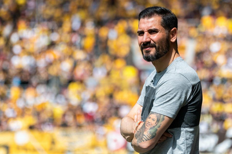 Der Blick ist nach vorn gerichtet. Seine Trainerzeit bei Dynamo hat Cristian Fiel aufgearbeitet, sein Vertrag in Dresden aber läuft noch ein knappes Jahr.