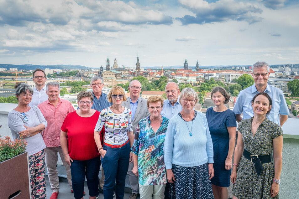 Das sind die Mitglieder des Leserbeirates der Sächsischen Zeitung.