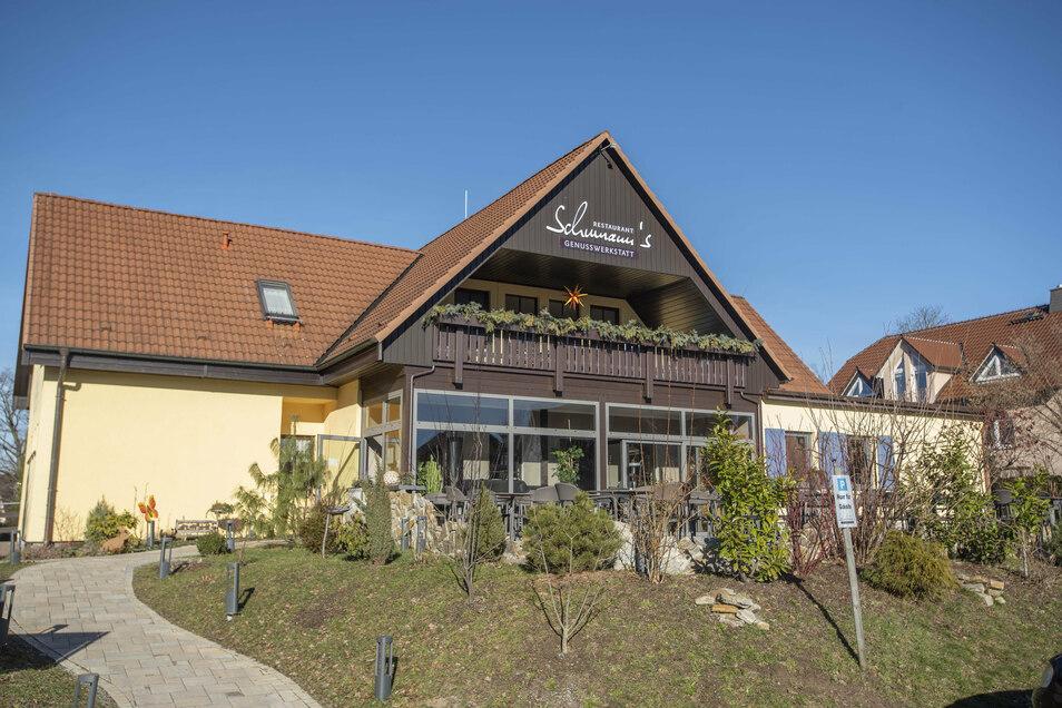 Schumann's Genusswerkstatt in Pulsnitz ist derzeit wegen eines Covid-19-Falles geschlossen.