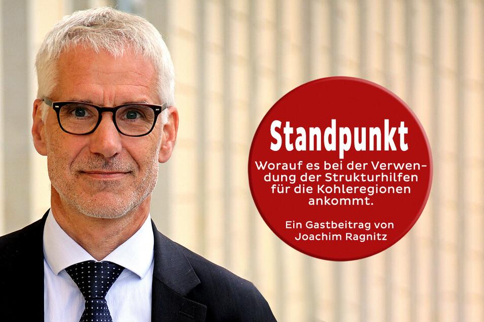 Professor Joachim Ragnitz