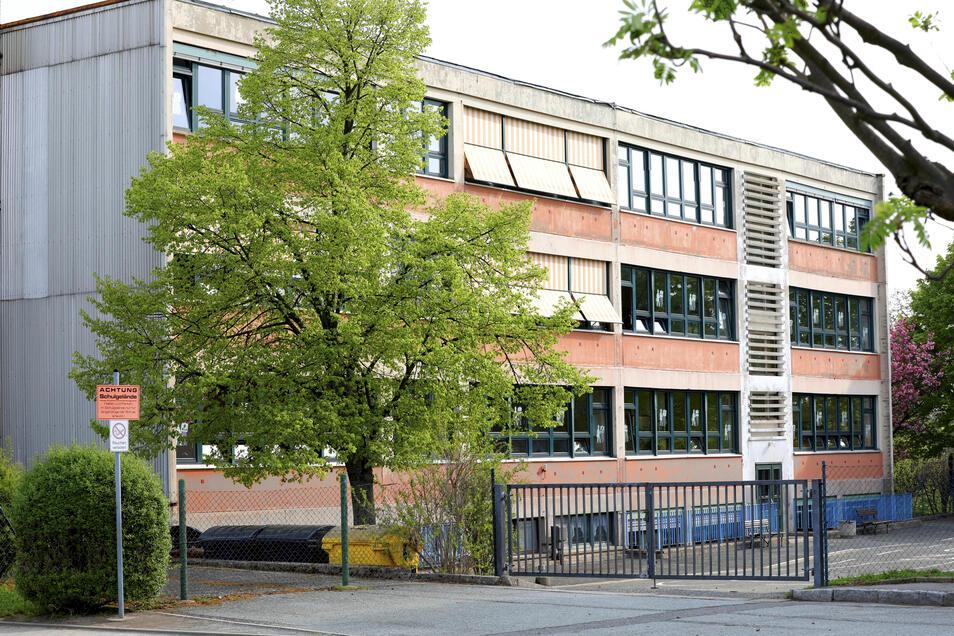 So sah die Grundschule Kittlitz vor der Sanierung aus. Zum Schuljahresstart wird sie völlig neu erstrahlen.