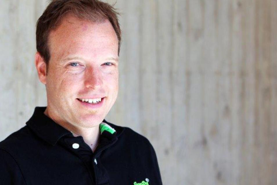 Sportwissenschaftler Dr. Axel Kupfer von der Deutschen Sporthochschule Köln