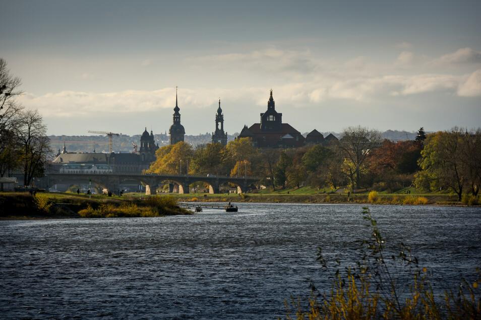 Wird Dresden die Marke von 600.000 Einwohnern noch erreichen?