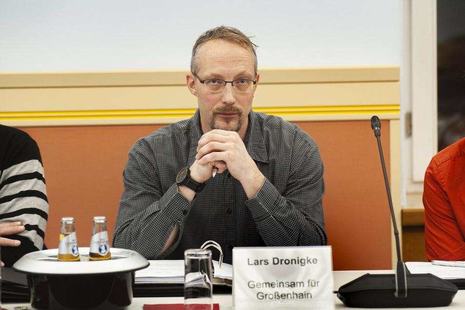 Baudas Ortsvorsteher Lars Dronigke hofft, bei der Neuauflage der Sitzung im Januar, dass der Ort zu einer Stellungnahme zum geplanten Funkturm gelangt.