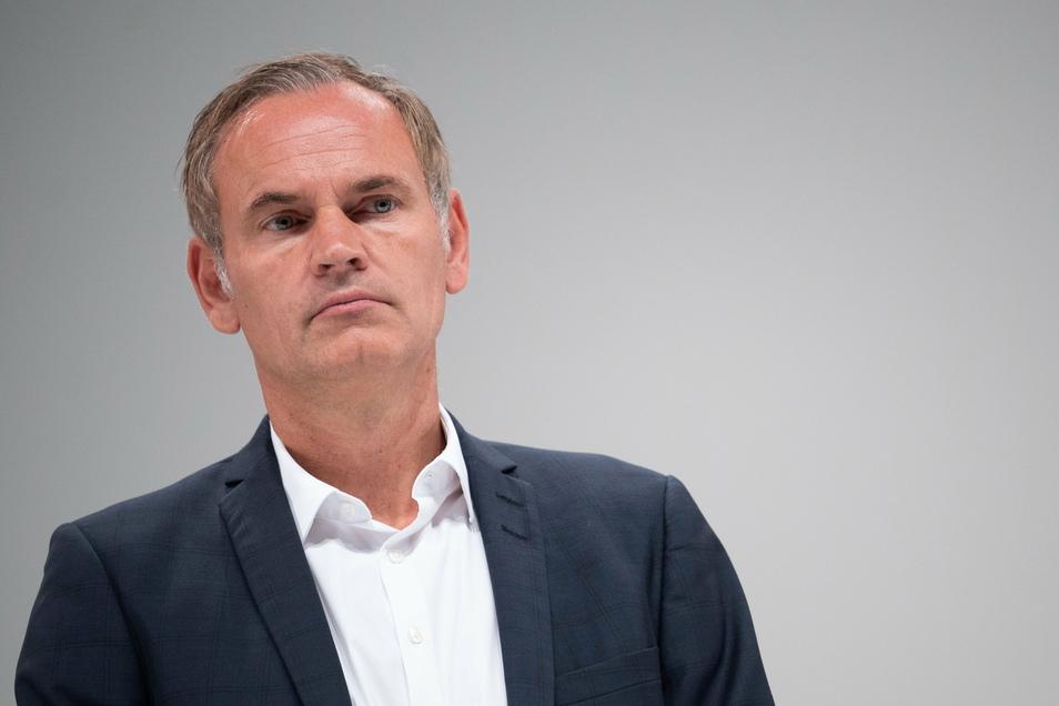 Oliver Blume, Vorstandsvorsitzender der Porsche AG