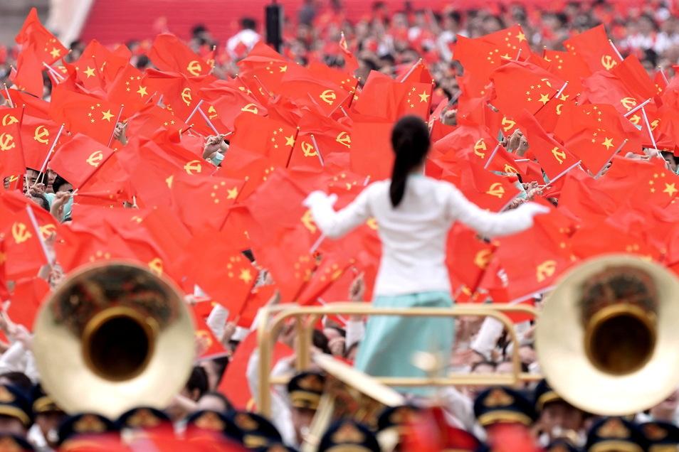Chinas Erfolg hängt von der Partei ab.