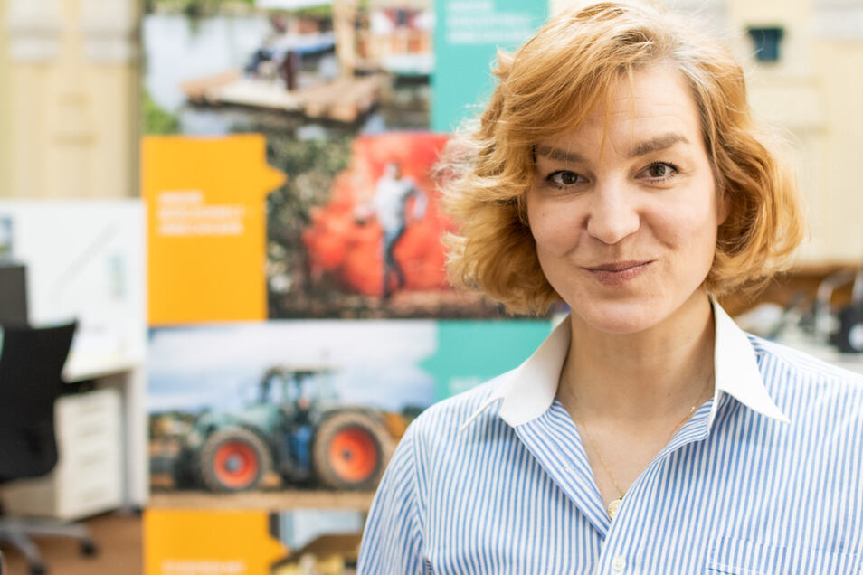 Von Berlin in die Oberlausitz: Wahl-Görlitzerin Jasna Zajček hat ihr Glück gefunden.