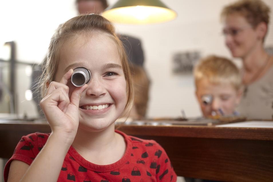 Im Uhrenmuseum können Kinder in den Herbstferien auf Entdeckungstour gehen.