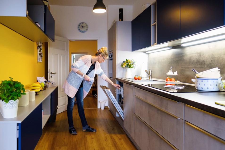 Für viele Familien ist die Küche ein zentraler Punkt in der Wohnung.