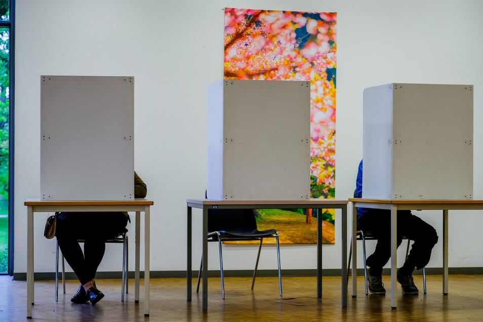 Wer bei der Landtagswahl im September dabei sein will, sollte bis Mitte August die Wahlunterlagen bekommen haben.