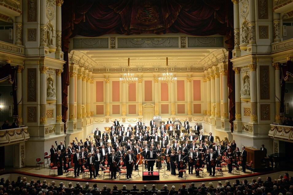 Christian Thielemann und die Sächsische Staatskapelle Dresden