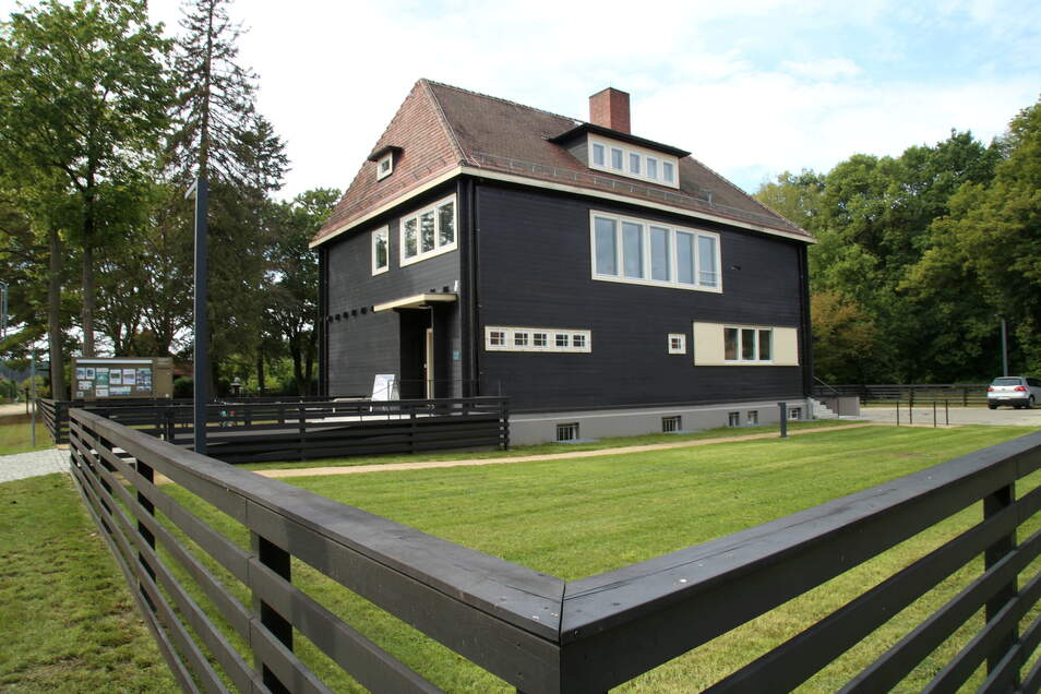 Im Wachsmannhaus könnte der Holzbau-Campus entstehen. Erste Gespräche darüber gibt es bereits.