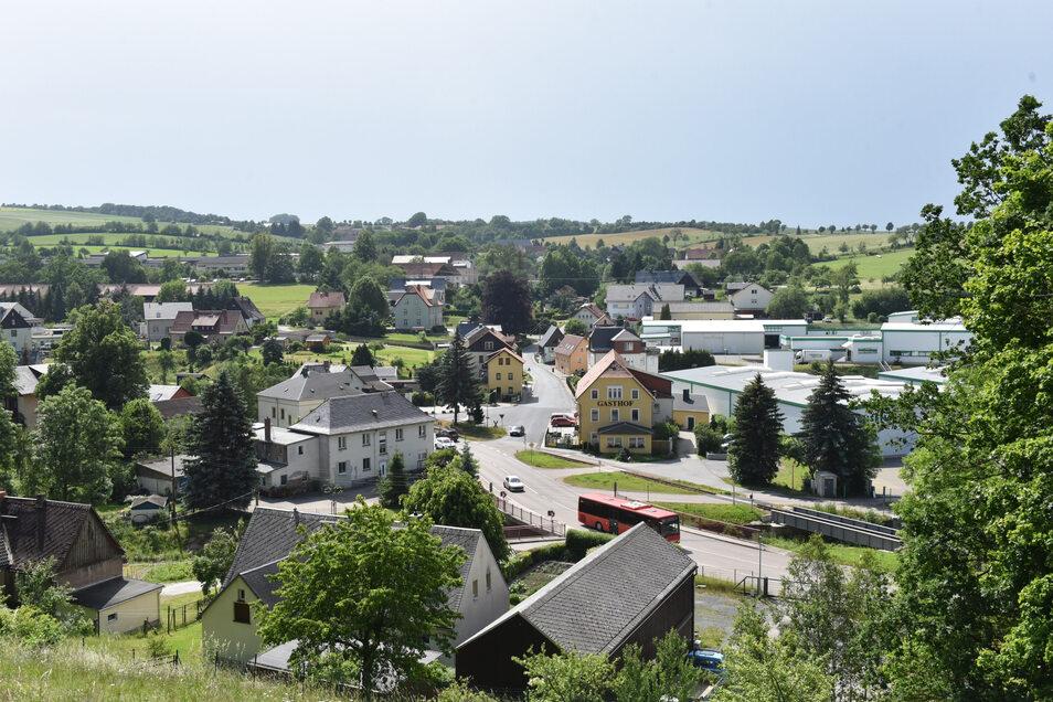 In Obercarsdorf gibt es ein spezielles Lärmproblem, das wissenschaftlich schwierig zu fassen ist.