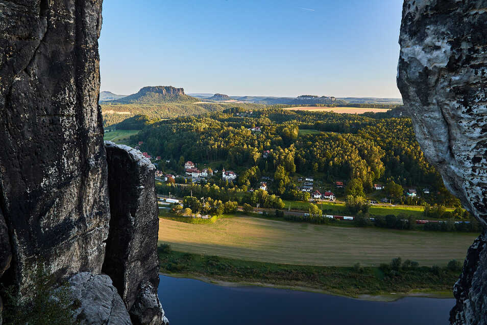Der Nationalpark ist für die Sächsische Schweiz einer der wichtigsten Touristenattraktionen.