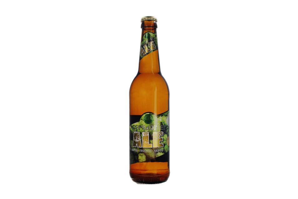 Glückauf Gersdorfer Ale 20x0,5l Kiste