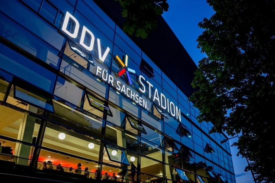 Es geht auch kleiner, wie Dynamo Dresden ...