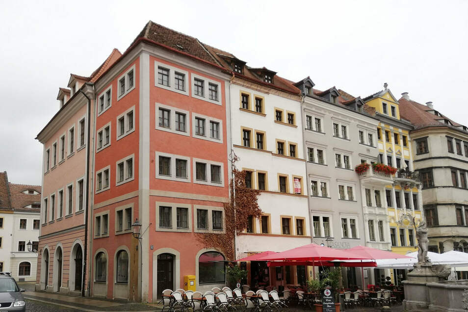 Das Eckhaus am Görlitzer Untermarkt heißt noch heute Europahaus, weil bis August 2018 der Europahaus-Verein dort seinen Sitz hatte. Der Verein ist aufgelöst. Nun ist der Aktionskreis für Görlitz der neue Mieter.