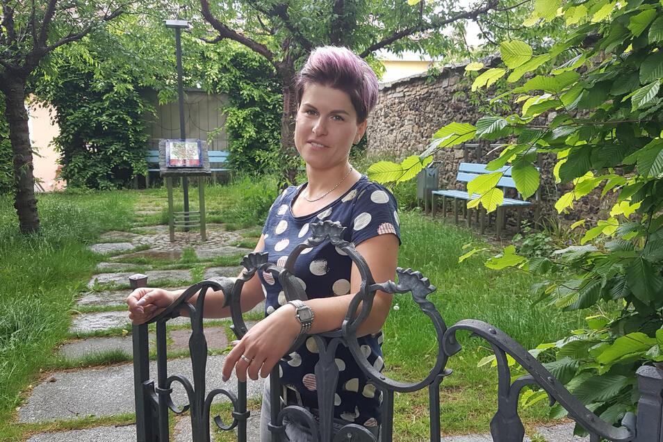 Wegen der Corona-Krise ist Diana Weiß aus Kamenz seit Mitte März auf Kurzarbeit Null. Die Reiseverkehrskauffrau vermisst ihren Job sehr.