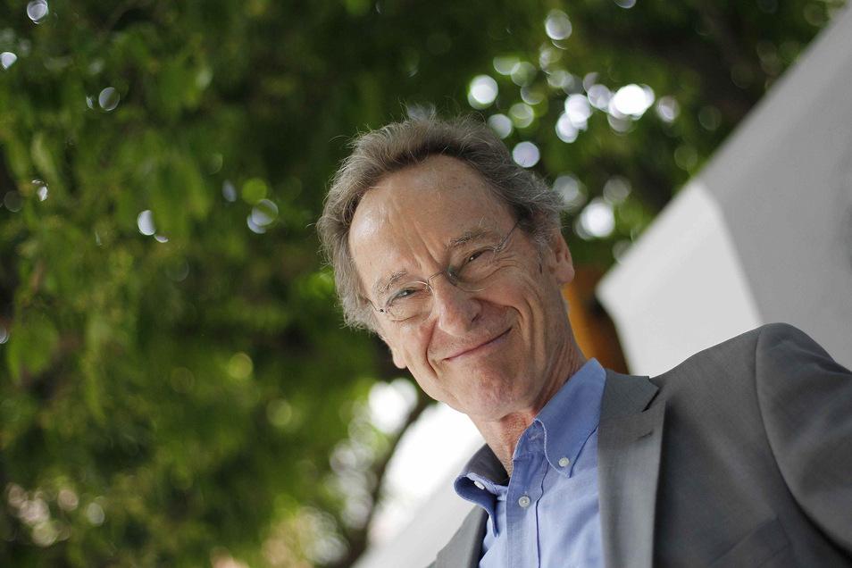 """""""Der Vorleser""""-Autor Bernhard Schlink ist gern in Görlitz."""