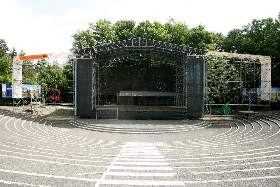 Ab 20. und 27. Juli werden keine Stars auf der Hutbergbühne stehen.