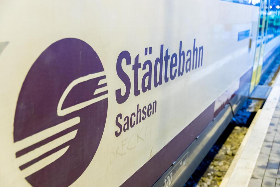 Die Städtebahn Sachsen rollt nicht mehr.