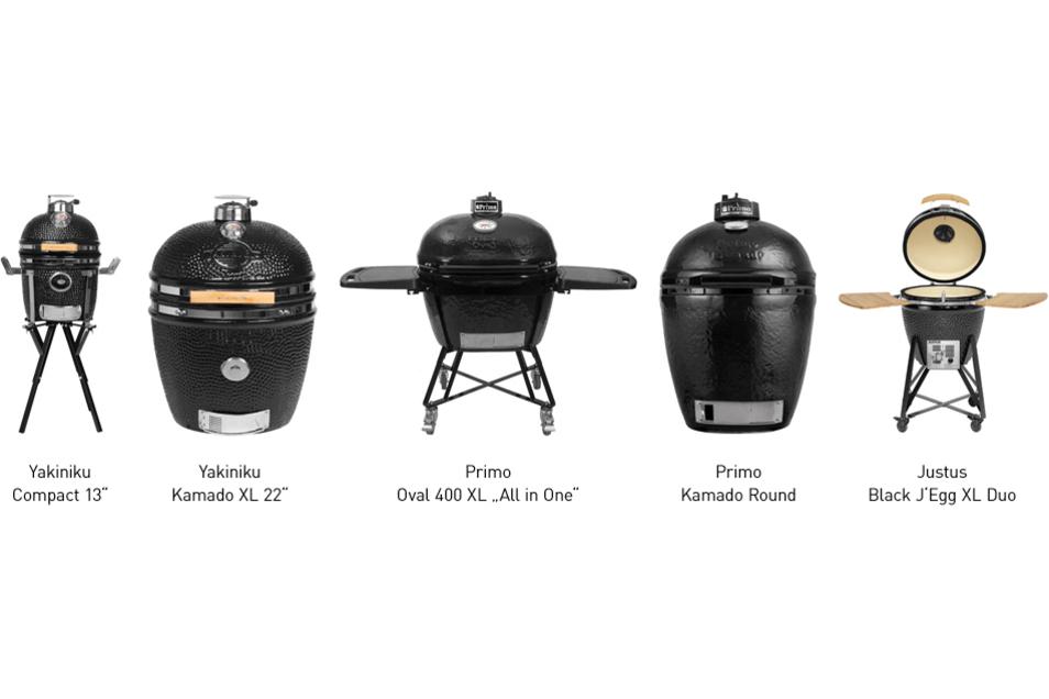 Groß oder klein, mit Gestell oder ohne, auf dem Grillmarkt gibt es mittlerweile sogar Hybridmodelle, die sowohl mit Holzkohle, als auch Gas betrieben werden können.