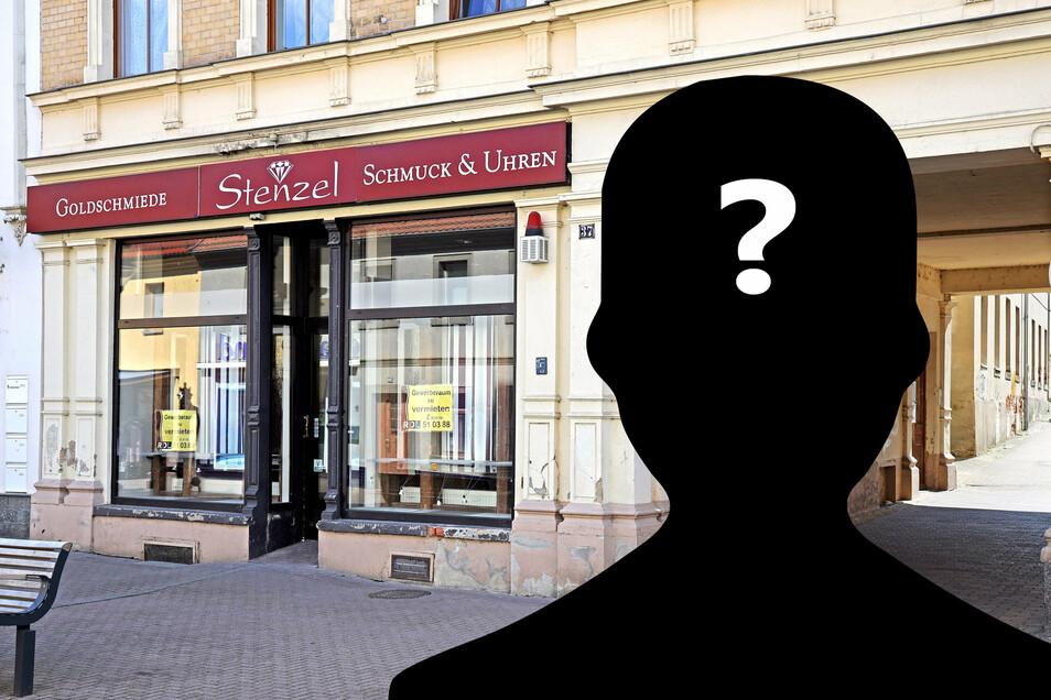 Das ehemalige Juweliergeschäft Stenzel soll voraussichtlich Sitz des neuen Citymanagers werden. Wer es wird, ist noch offen.