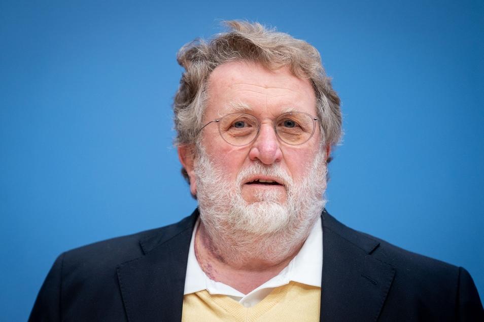 Thomas Mertens, Vorsitzender der Ständigen Impfkommission