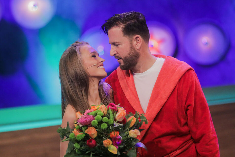 Laura Müller hält zu ihrem Mann, dem Sänger Michael Wendler.