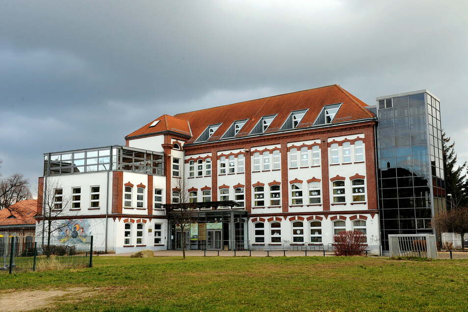 Peter-Apian-Oberschule Leisnig.