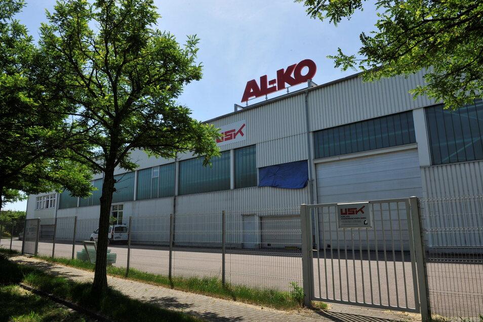 Die AL-KO Dämpfungstechnik zog 2014 von Hartha nach Seifersbach. Nun gab es für die Mitarbeiter eine bittere Nachricht: Das Werk wird geschlossen.