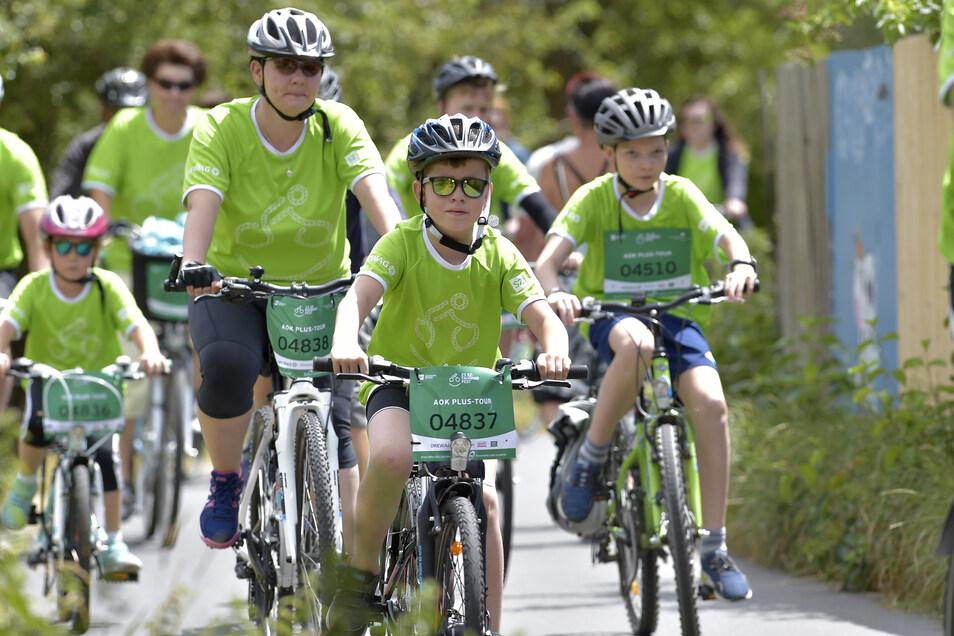 Zurück auf dem Sattel: In diesem Jahr gibt es wieder ein SZ-Fahrradfest.