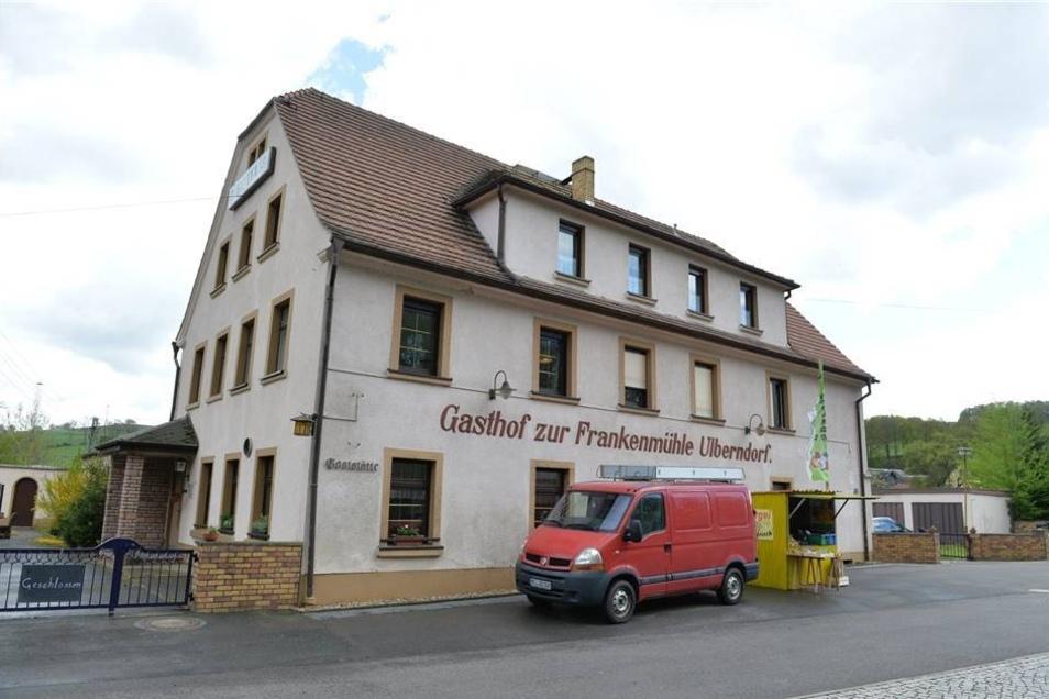 Von außen sieht die Frankenmühle aus wie eh und je, innen hat das Haus eine völlig neue Aufgabe bekommen.