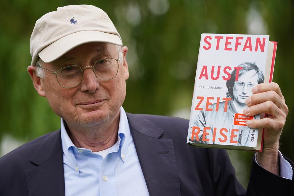 """""""So eine Art Journalist"""": Stefan Aust hat seine Memoiren geschrieben."""