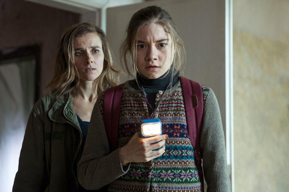 Die 20-jährige Hannah Schiller spielte das traumatisierte Mädchen Talia mit beeindruckender Intensität.