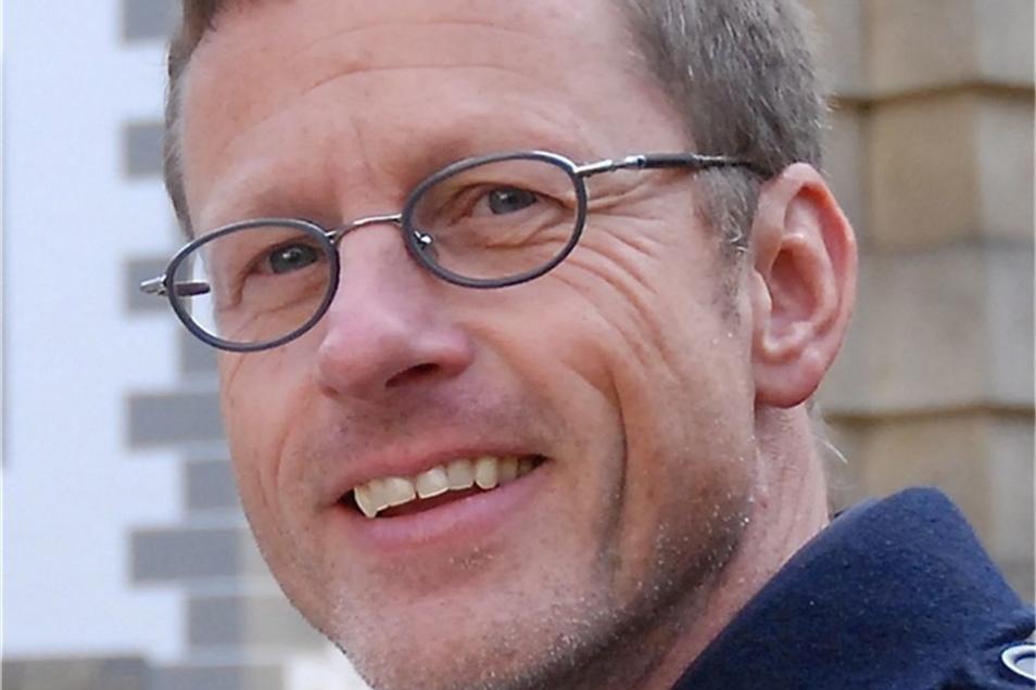 Walter Hannot rief vor sechs Jahren das erste Literaturfest in der Stadt ins Leben. Er ist Chef des Kulturvereins. Foto: CH