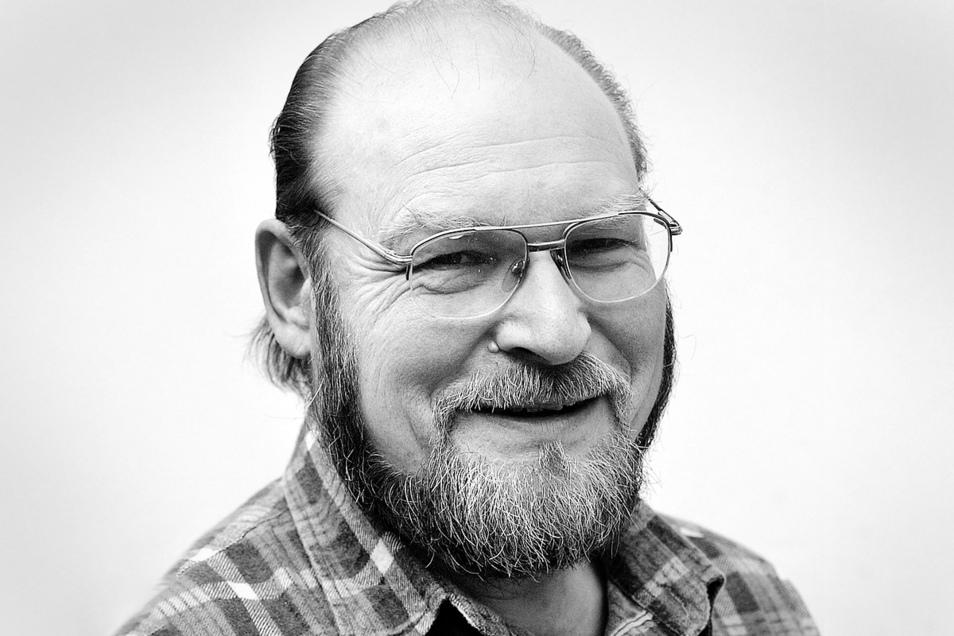Der Kommunalpolitiker Volker Einert (Die Linke) ist gestorben.