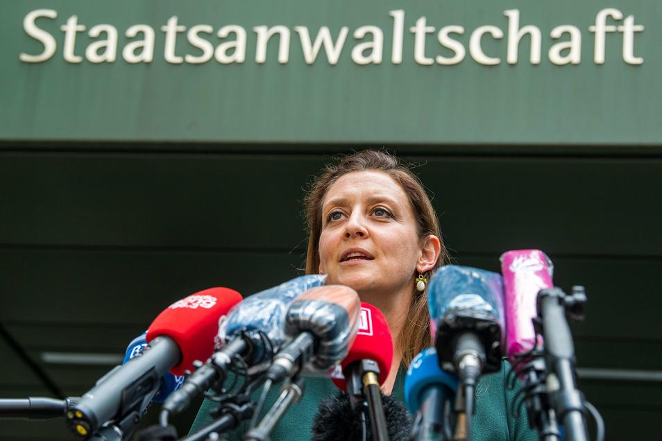 Anne Leiding von der Staatsanwaltschaft München erklärt die neuesten Entwicklungen im Fall Wirecard.