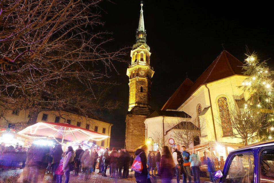Weihnachtsmarkt in Radeberg