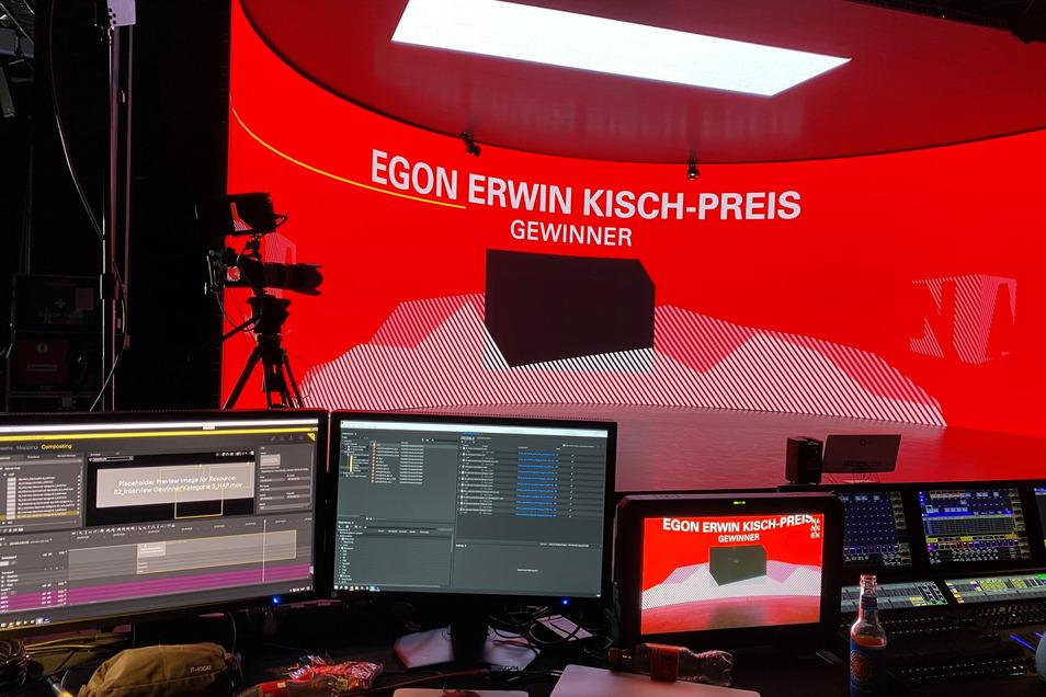 """Der Nannen Preis gilt als einer der bedeutendsten Auszeichnung für Medienschaffende in Deutschland. Die """"Königsdisziplin"""" ist der Egon-Erwin-Kisch-Preis für die beste Reportage."""