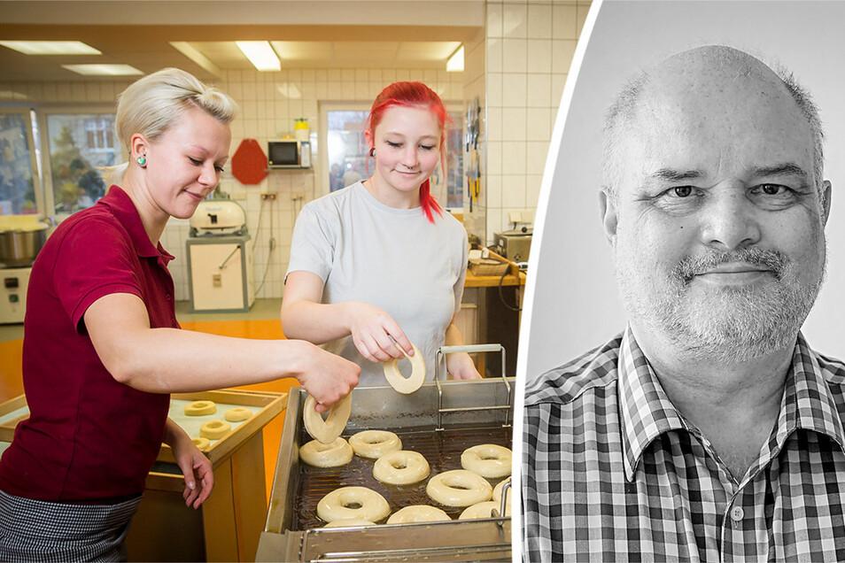Verliert Bautzen die Bäcker-Ausbildung? Tilo Berger kommentiert entsprechende Pläne des Freistaates.