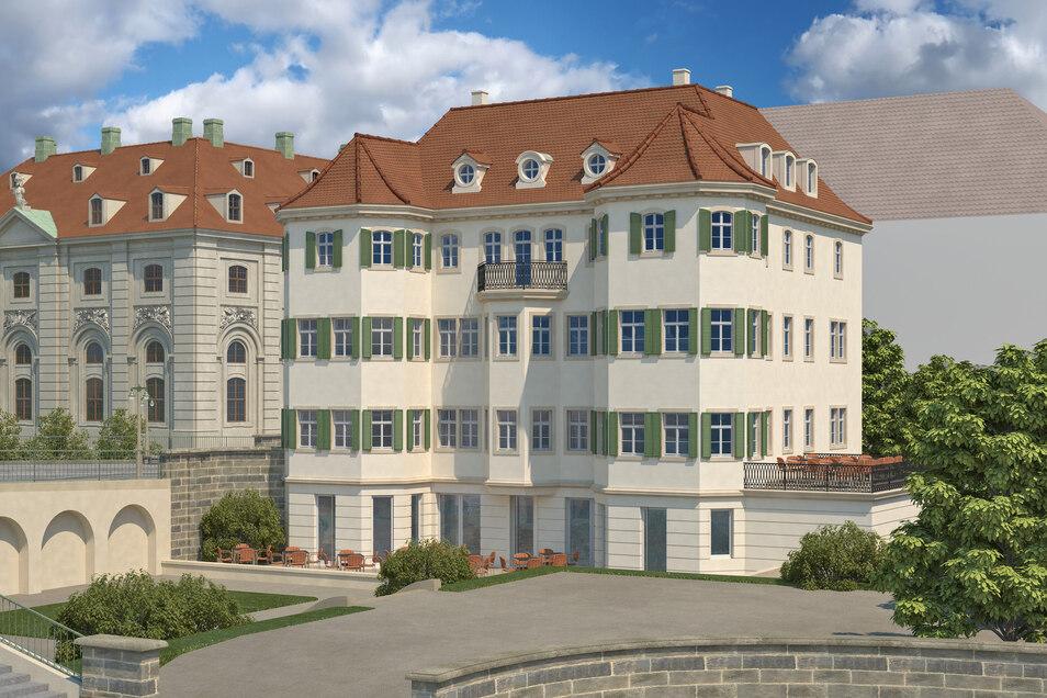 Der Entwurf von Ipro Consult Dresden gefällt den Nutzern am wenigsten.